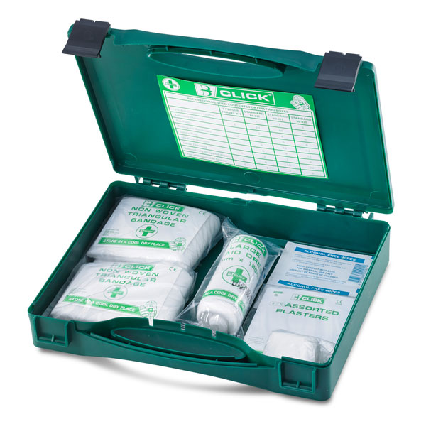 1 PERSON FIRST AID KIT BOXED - CM0001