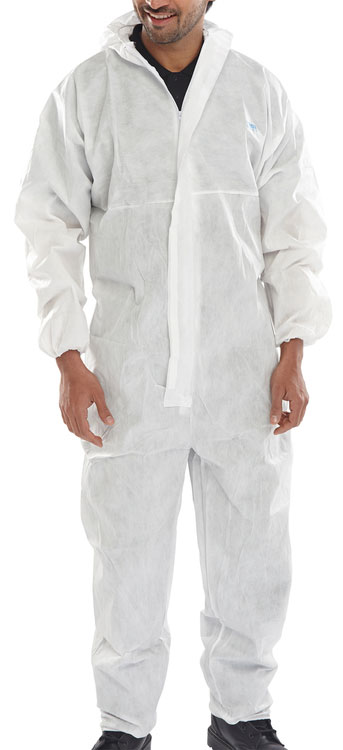 MICROPOROUS DISPOSABLE COVERALL - COC20W
