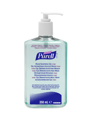 PURELL HAND SANITISING GEL VF481 12X350ML - GJ9696-12