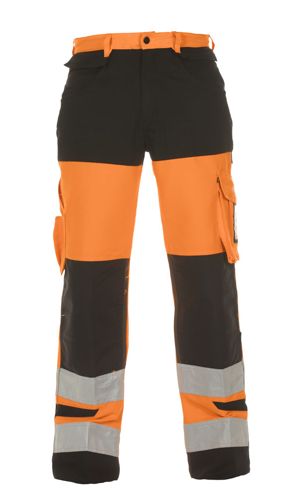 HERTFORD HIGH VISIBILITY TROUSER TWO TONE - HYD044474ORBL