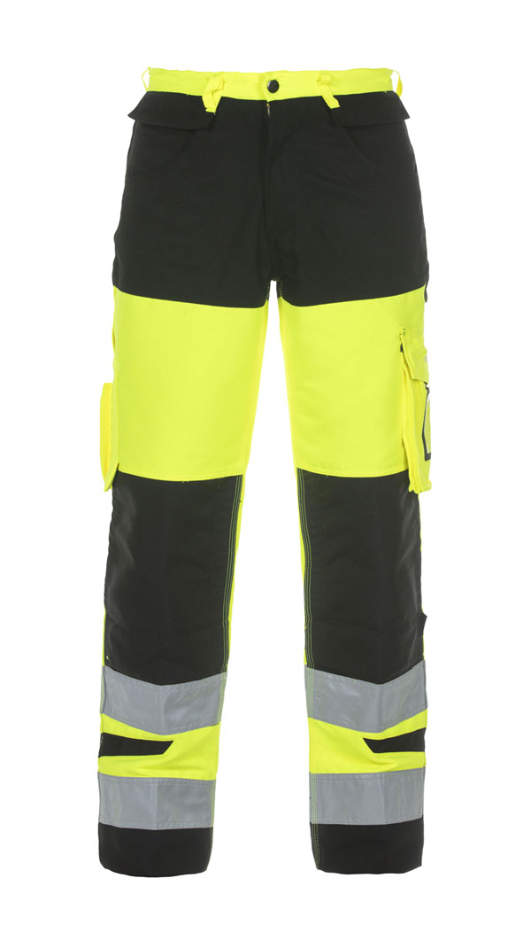 HERTFORD HIGH VISIBILITY TROUSER TWO TONE - HYD044474SYBL