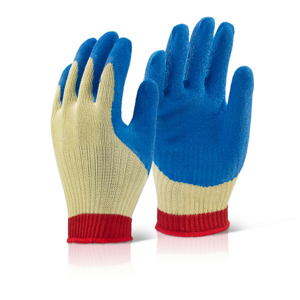 KEVLAR LATEX GLOVES LARGE - KLG