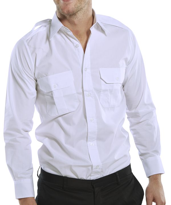 PILOT SHIRT LONG SLEEVE - PSLSW
