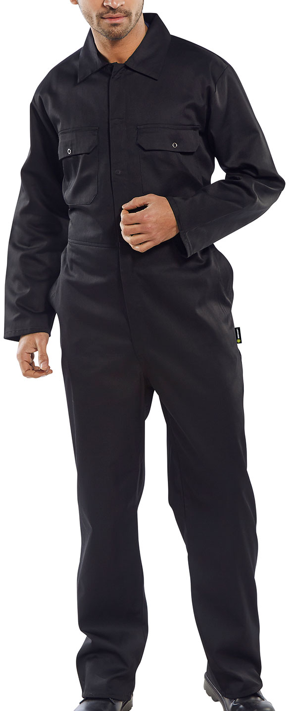 CLICK REGULAR BOILERSUIT - RPCBSBL