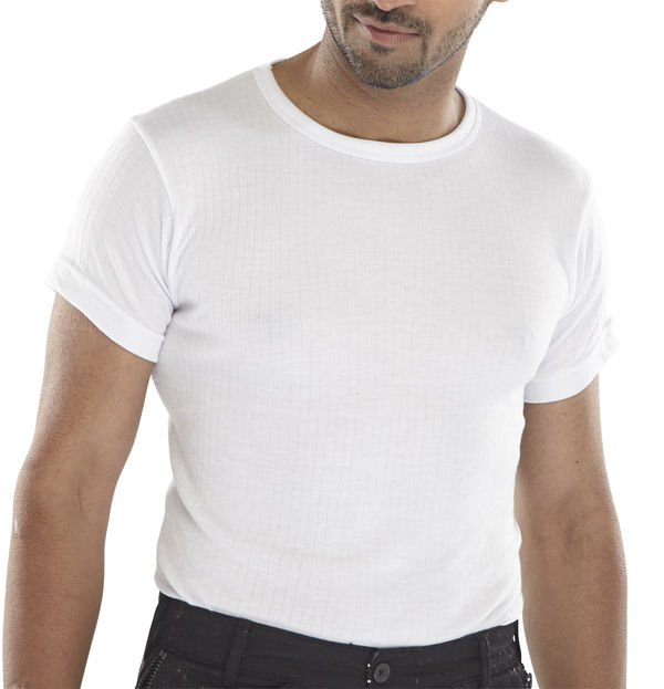 SHORT SLEEVE THERMAL VEST - THVSS