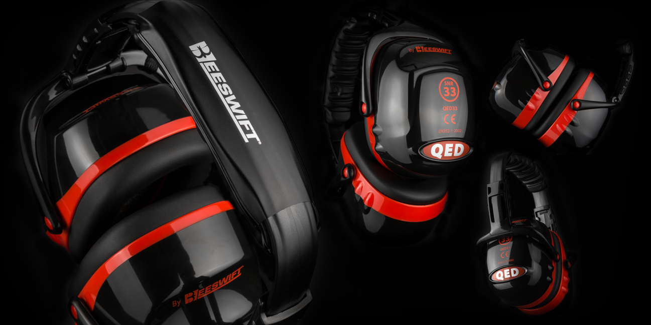 QED33 Hearing Protection